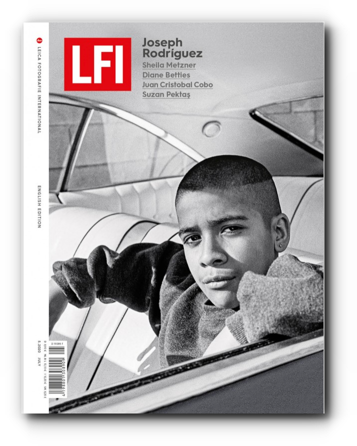 LFI 05.2020 issue features Dreams The Black Sea series - June 2020
